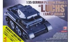 Luchs, Panzerkampfwagen II, Sd.Kfz. 123, Ausf. L - ASUKA 35-033 1/35 PREORD