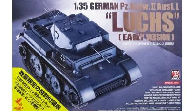 Luchs, Panzerkampfwagen II, Sd.Kfz. 123, Ausf. L - ASUKA 35-033 1/35