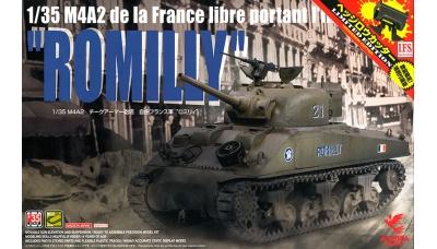 M4A2, Sherman - ASUKA 35-037 1/35 PREORD