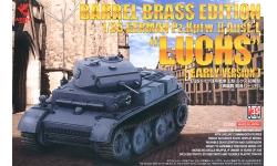 Luchs, Panzerkampfwagen II, Sd.Kfz. 123, Ausf. L - ASUKA 35-038 1/35 PREORD