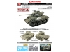 M4A3E8, Sherman, Easy Eight - ASUKA 35-040 1/35