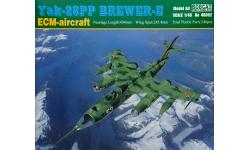 Як-28ПП Яковлев - BOBCAT 48002 1/48