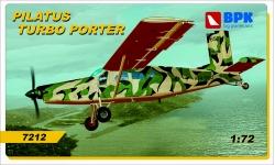 PC-6/B1 & B2-H2 Pilatus, Turbo-Porter - BPK 7212 1/72