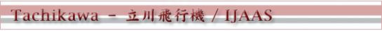 Tachikawa - IJAAS