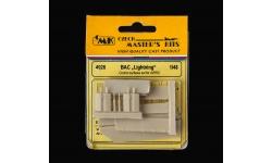 Lightning English Electric (BAC). Конверсионный набор (AIRFIX) - CMK 4026 1/48