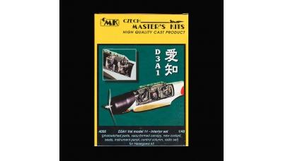 D3A1 Model 11 Aichi. Конверсионный набор (HASEGAWA) - CMK 4056 1/48