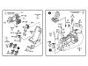 Me 163B-1a Messerschmitt, Komet. Конверсионный набор (DRAGON / REVELL) - CMK 4069 1/48