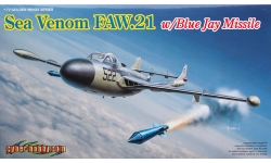 Sea Venom FAW.21 de Havilland - CYBER-HOBBY 5108 1/72