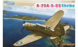 A-25A Curtiss, Shrike - CYBER-HOBBY 5115 1/72
