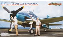 F6F-3 Grumman, Hellcat - CYBER-HOBBY 5117 1/72