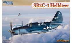 SB2C-3 Curtiss, Helldiver - CYBER-HOBBY 5059 1/72