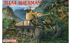 M4A4, Sherman - DRAGON 6035 1/35