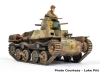 Type 95 Ha-Go Mitsubishi - DRAGON 6767 1/35