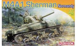 M4A1, Sherman - DRAGON 7273 1/72