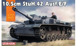 Sturmhaubitze 42, Sd.Kfz. 142/2 Ausf. E/F, StuH 42 - DRAGON 7561 1/72