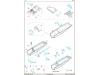 Фототравление для EA-18G Boeing, Growler (HASEGAWA) - EDUARD 49585 1/48