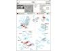 Фототравление для F2H-2/2P McDonnell, Banshee (KITTY HAWK) - EDUARD 49809 1/48