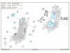 Кресло катапультное ACES II UTAS / F-16CJ Block 50 Lockheed Martin, Fighting Falcon - EDUARD 672047 1/72