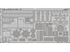 Фототравление для Ki-49-I/IIa Nakajima, Donryu (HASEGAWA) - EDUARD 73596 1/72