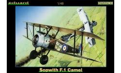 Sopwith Camel F.1 - EDUARD 8056 1/48