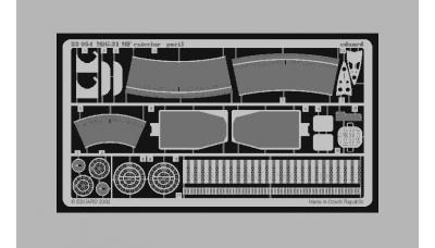 Фототравление для МиГ-21МФ (TRUMPETER) - EDUARD 32054 1/32