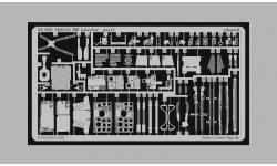 Фототравление для МиГ-21МФ (TRUMPETER) - EDUARD 32055 1/32