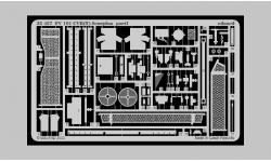 Фототравление для FV101 Alvis, Scorpion, CVR(T) (AFV CLUB) - EDUARD 35457 1/35