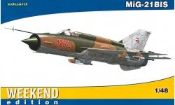 МиГ-21бис - EDUARD 84131 1/48