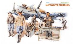 Фигурки пилотов Люфтваффе - EDUARD 8501 1/48