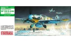 Bf 109G-2 Messerschmitt - FINE MOLDS FL18 1/72