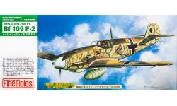 Bf 109F-2 Messerschmitt - FINE MOLDS FL1 1/72