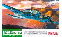 Me 410B-1/U4 Messerschmitt - FINE MOLDS FL10 1/72