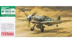 Bf 109G-10 Messerschmitt - FINE MOLDS FL11 1/72