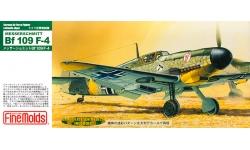 Bf 109F-4 Messerschmitt - FINE MOLDS FL2 1/72