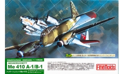 Me 410 A-1 & B-1 Messerschmitt - FINE MOLDS FL4 1/72