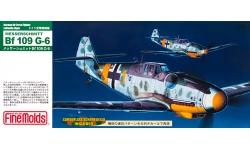Bf 109G-6 Messerschmitt - FINE MOLDS FL8 1/72