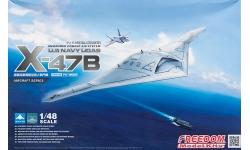 X-47B Northrop Grumman - FREEDOM MODELS FD 18001 1/48