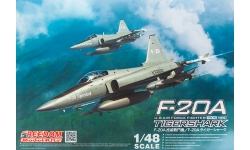 F-20 Northrop, Tigershark - FREEDOM MODELS FD 18002 1/48