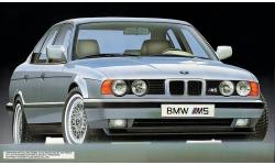 BMW M5 E34 1992 - FUJIMI 12094 RS-34 1/24