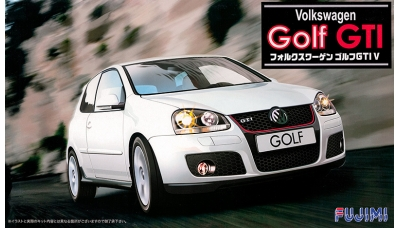 Volkswagen Golf V GTI 2004 - FUJIMI 123158 RS-42 1/24