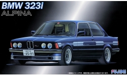 BMW 323 / Alpina C1 E21 1980 - FUJIMI 126111 RS-9 1/24