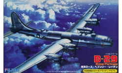 B-29 Boeing, Superfortress - FUJIMI 144283 1/144