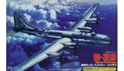 B-29 Boeing, Superfortress - FUJIMI 144283 1/144
