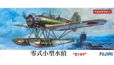 E14Y Yokosuka - FUJIMI 722818 C-22 1/72