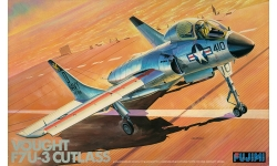 F7U-3 Chance Vought, Cutlass - FUJIMI 27010 7AH10 No. H-10 1/72