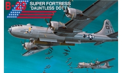 B-29 Boeing, Superfortress - FUJIMI 14401 1/144