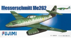 Me 262A-1a Messerschmitt, Schwalbe - FUJIMI 144221 1/144