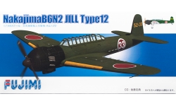 B6N2 Type 12 Nakajima - FUJIMI 144214 1/144