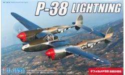 P-38J Lockheed, Lightning - FUJIMI 144269 1/144