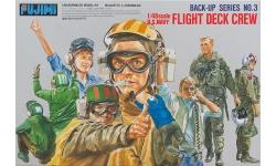 Экипаж и палубная команда. ВВС ВМФ США - FUJIMI 35003 1/48